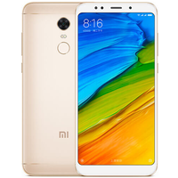 Xiaomi Redmi 5 Plus 4GB/64GB Gold/Золотой Global Version