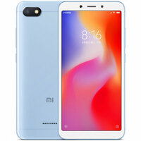 Xiaomi Redmi 6A 2GB/16GB Blue/Голубой Global Version